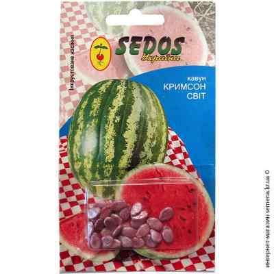 Инкрустированные семена арбуза Кримсон Свит 1.5 г.