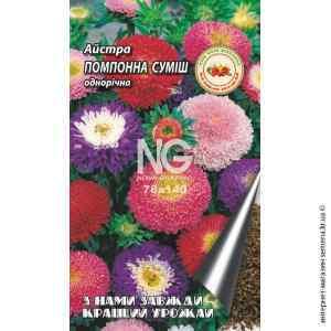 Астра Помпонная смесь 0,6 г.