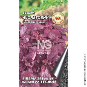 Семена базилика Фиолетовый 2 г.