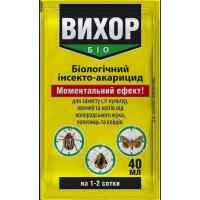 Биоинсектоакарицид Вихор 40 мл.