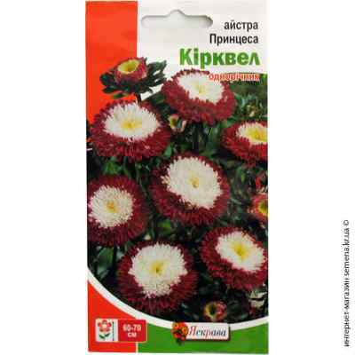 Семена астры Принцесса Кирквел 0.3 г.