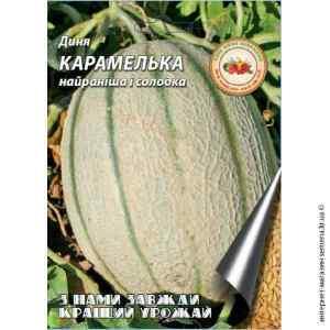 Семена дыни Карамелька 7 г.