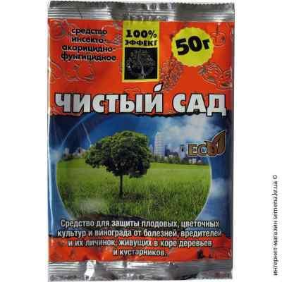 """Фунгицид """"Чистый сад"""", 50 г, """"Агромакси"""""""