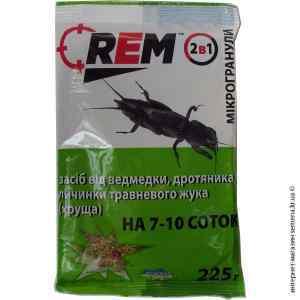 REM - средство от медведки 225 г.