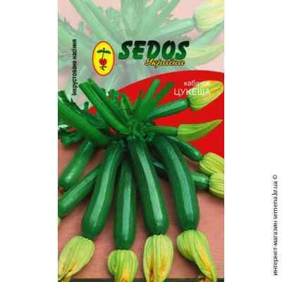 Инкрустированные семена кабачков Цукеша