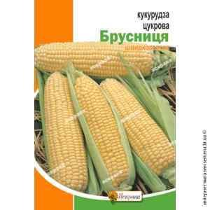Семена кукурузы сахарной Брусница 20 г.