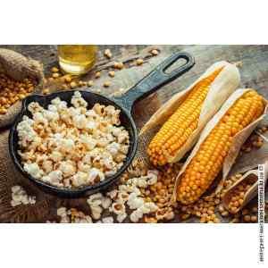 Семена кукурузы Попкорн 20 г.