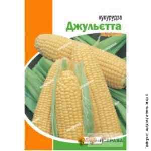 Кукуруза сахарная Джульетта 20 г.