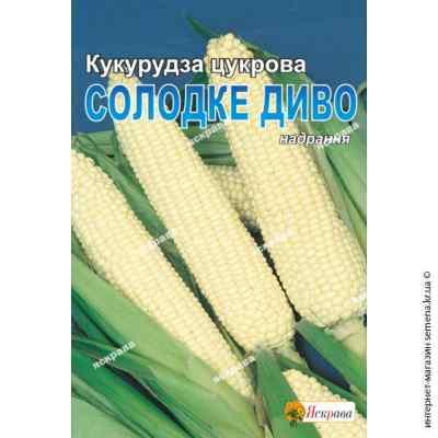 Кукуруза сахарная Сладкое чудо 20 г.