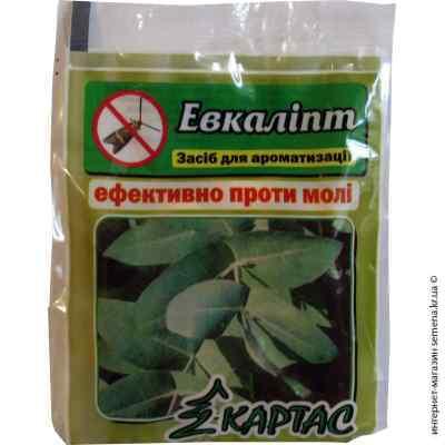 Таблетки от моли Эвкалипт 10 шт.