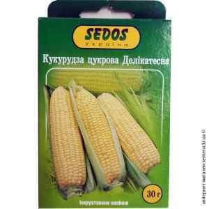 Семена кукурузы Деликатесная 30 г.