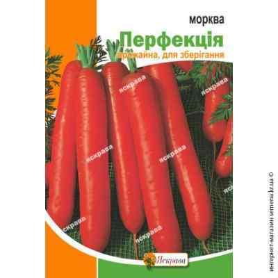 Морковь Перфекция 3 г.