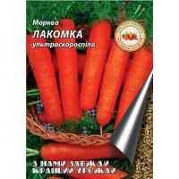 Семена моркови Лакомка 3 г.