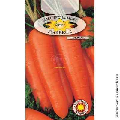 Инкрустированные семена моркови Флакес 20 г.