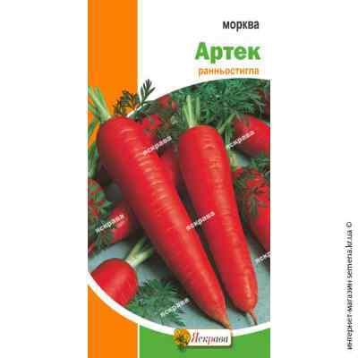 Семена моркови Артек 3 г.