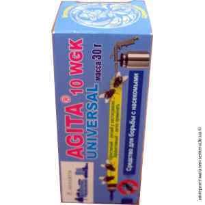 Средство от мух Агита, 30 г