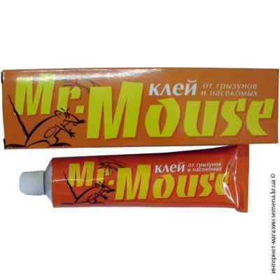 Клей от мышей Мистер Маус