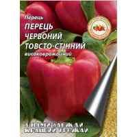 Семена перца Красный толстостенный 2 г.