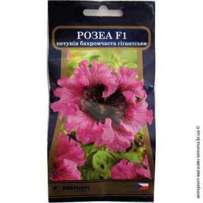 Семена петунии бахромчатой гигантской Розеа F1