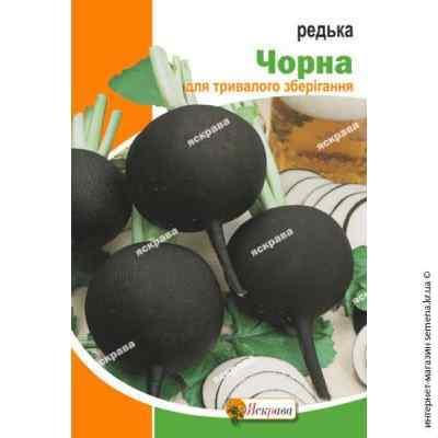Семена редьки Черная зимняя 10 г.