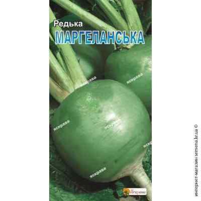 Семена редьки зеленой Маргеланская 2 г.