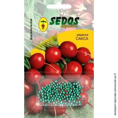 Дражированные семена редиса Сакса 100 шт.