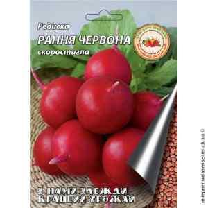 Семена редиса Ранний красный 3 г.
