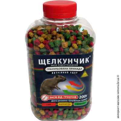 Щелкунчик гранула микс банка 190 г