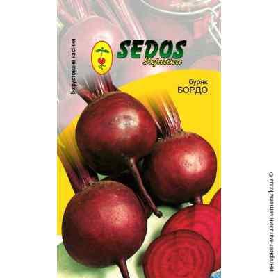 Инкрустированные семена свеклы Бордо