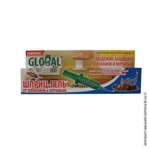 Гель Global 40 г.
