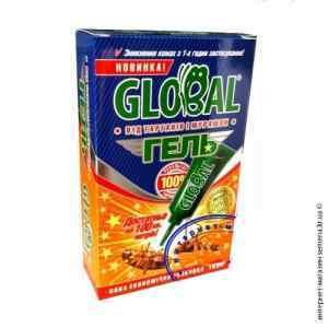 Туба-гель Global 100 г.