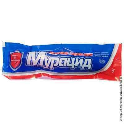 Шприц-гель Мурацид 5 г.