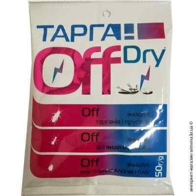 Тарган OFF Dry 50 г.