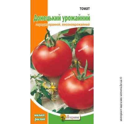 Семена помидор Донецкий урожайный 0.2 г.
