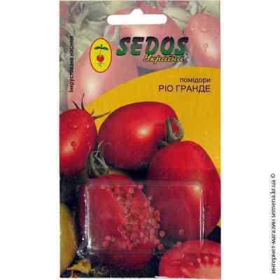 Инкрустированные семена томата Рио Гранде 0,2 г.