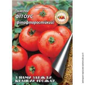 Семена томатов Фитоус (Фитофторостойкий) 0,1 г.