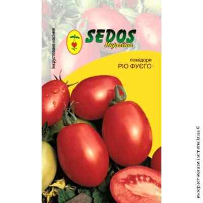Инкрустированные семена томата Рио Фуего 0,3 г.