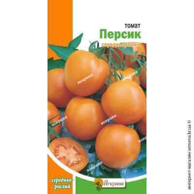 Семена помидор Персик 0.1 г.