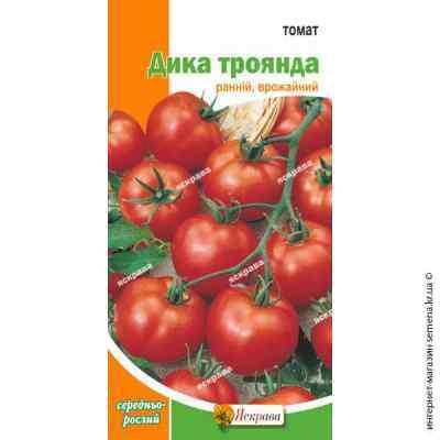 Семена помидор Дикая Роза 0.1 г.