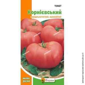 Семена помидор Корнеевский 0.1 г.