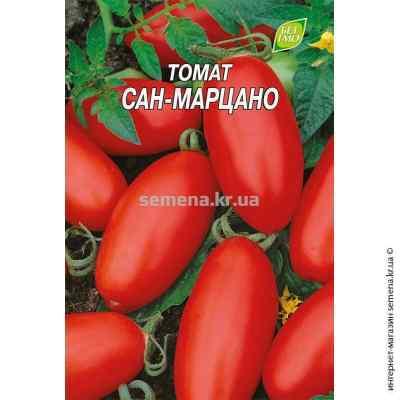 Семена помидор Сан Марзано-3 0.1 г.