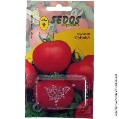 Инкрустированные семена томата Санька 0,2 г.