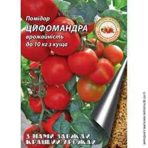 Семена томатов Цифомандра (Томатное дерево) 0,1 г.