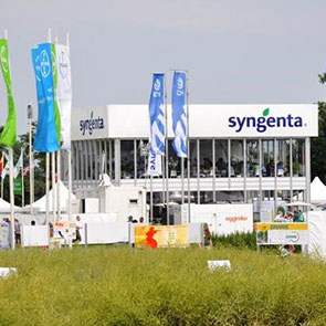 Компания из Швейцарии Сингента (Syngenta)